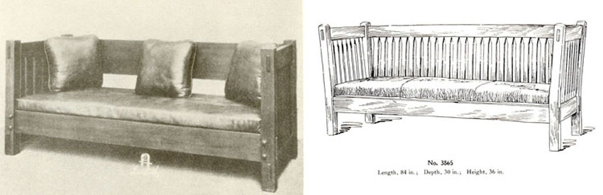 thesis on stickley furniture