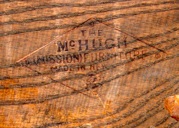 Joseph McHugh (1854 1916) Was The Self Proclaimed Originator Of Mission  Furniture. His Account Of Basing A Design On A Chair He Found In A  California ...